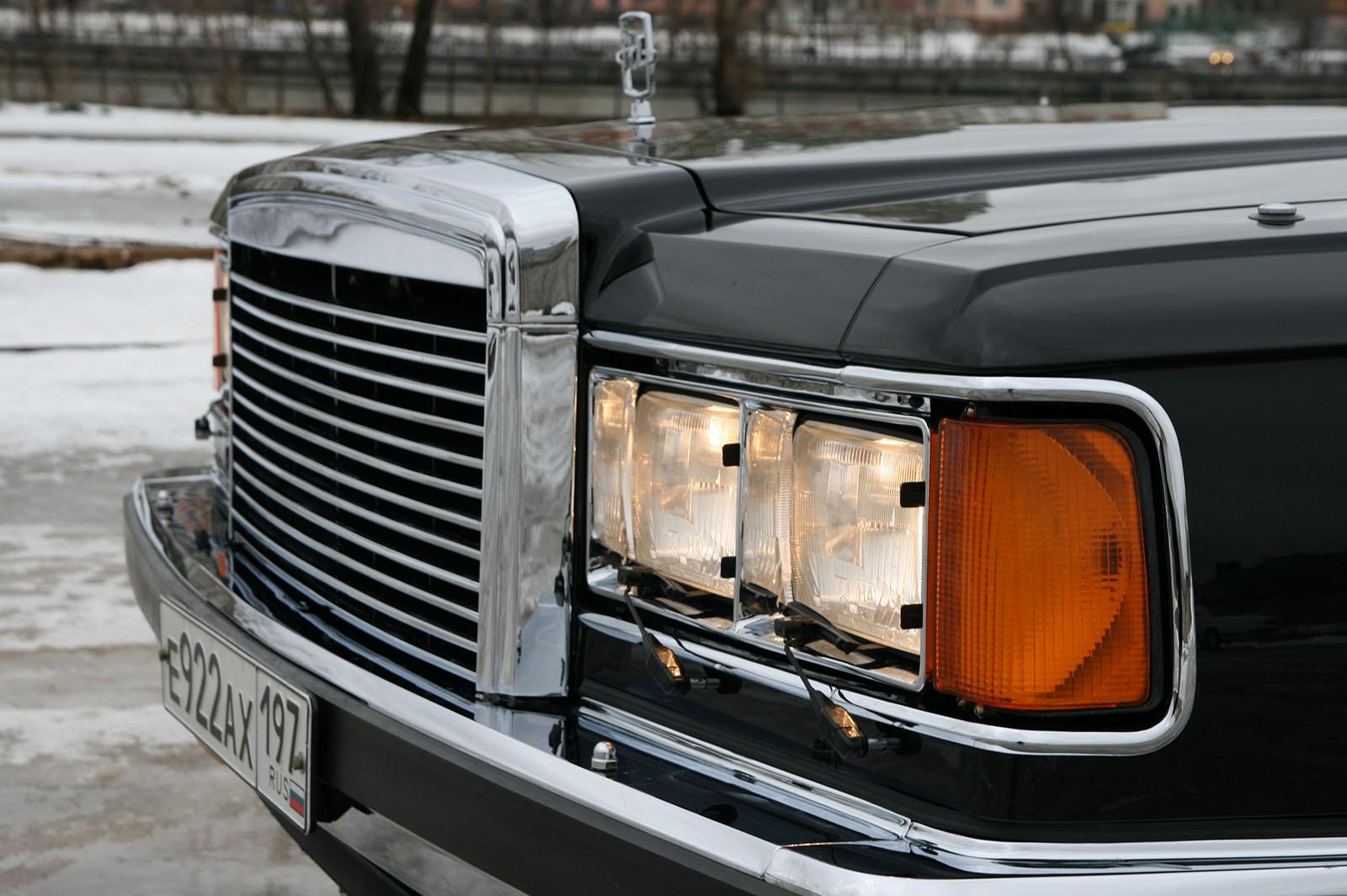 Возвращение советской легенды. Лимузины марки ЗИЛ обретают новую жизнь